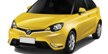 MG MG3 2013+ indirect system without TPMS sensors