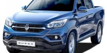 Ssangyong Musso 2017+ Replacement TPMS Sensor