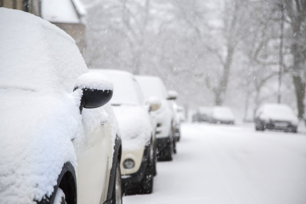 Did You Know? TPMS Can Give False Warnings due to Winter Weather