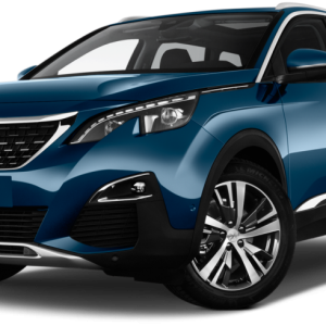 Peugeot 5008 2017+ Indirect System without TPMS sensors