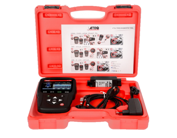 ATEQ VT56 TPMS Diagnostic Tool Kit With OBDII