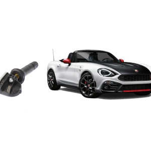 Abarth 124 Spider Tyre Pressure Monitor (TPMS)