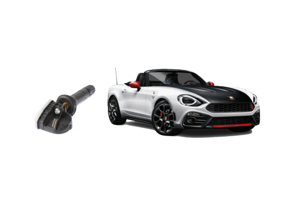 Abarth 124 Spider 2016+ Tyre Pressure Monitor (TPMS)