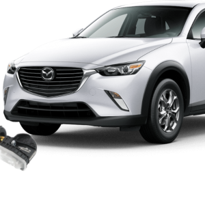 Mazda CX-3 2014-2015 Indirect System without TPMS sensors