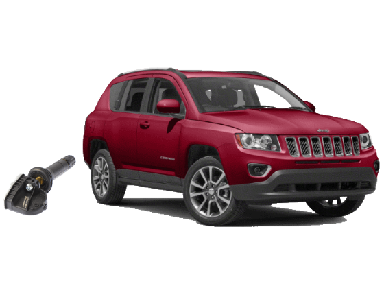 Tyre Pressure Monitor (TPMS) Jeep Compass II 2017+