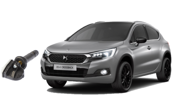 DS DS4 Crossback 2017-2019 Tyre Pressure Monitor (TPMS)