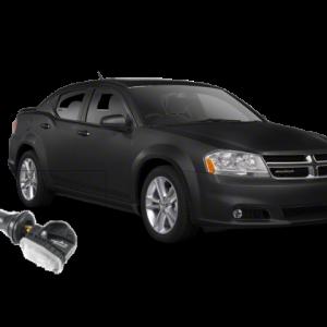 Dodge Avenger 2007-2009 Tyre Pressure Monitor (TPMS)