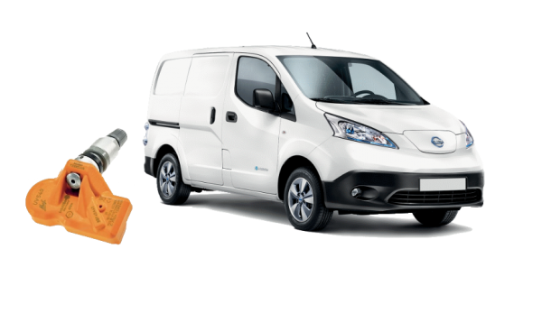 Nissan e-NV200 2017+ Replacement TPMS Sensor