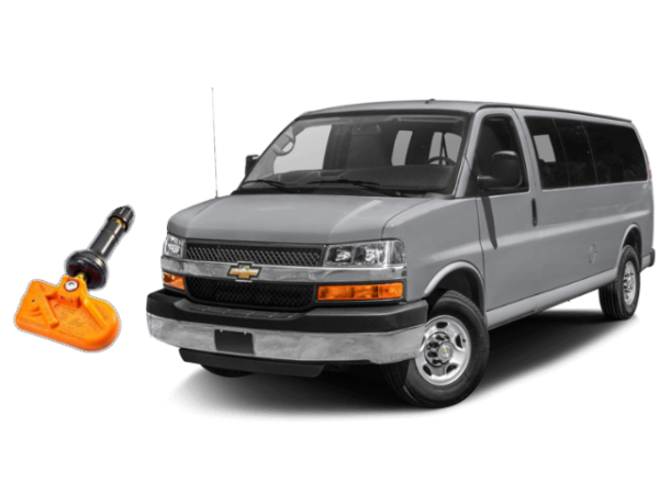 Chevrolet Express 2002+ Tyre Pressure Monitor (TPMS)
