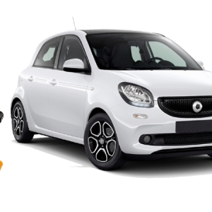 Smart Forfour 2014+ Replacement TPMS Sensor