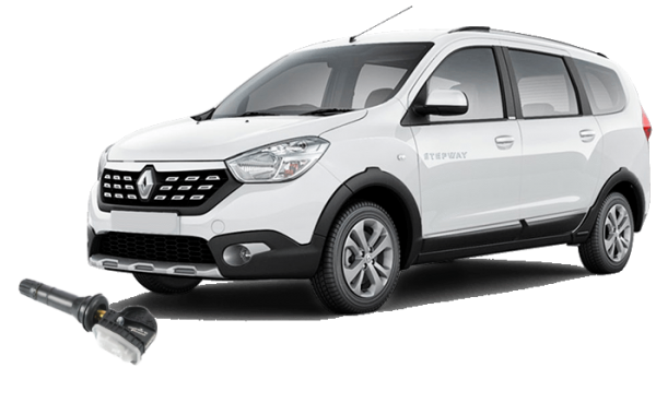 Renault Lodgy 2014+ Replacement TPMS Sensor