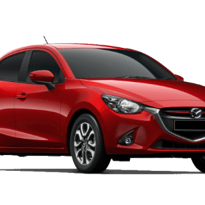 Mazda 2 2015+ Indirect System without TPMS sensors