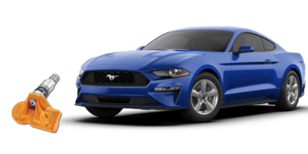 Tyre Pressure Monitor (TPMS) Ford Mustang 2016+