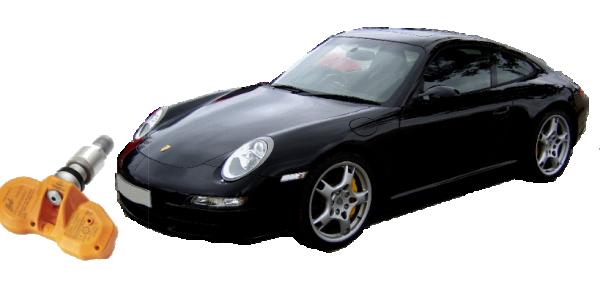 Porsche 911 997 2004-2008 Original Replacement TPMS Sensor