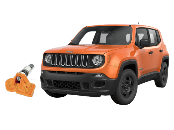 Tyre Pressure Monitor (TPMS) Jeep Renegade 2014-2018