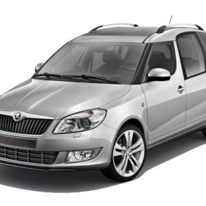 Skoda Roomster 2013-2016 indirect system without TPMS sensors