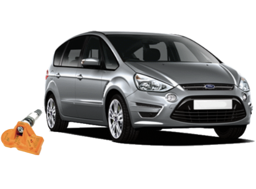 Tyre Pressure Monitor (TPMS) Ford S-Max 2006-2015