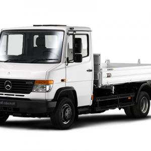 Mercedes-Benz Vario 667/668/670 2012-2013 Replacement TPMS Sensor